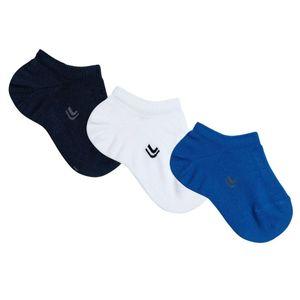 Kit com 3 meias infantil 2270-89 lupo